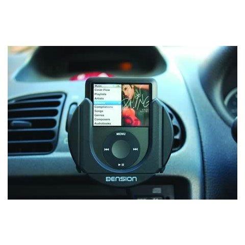 Автомобильный держатель-зарядка для  iPod / iPhone Dension IP44CR9 Превью 1