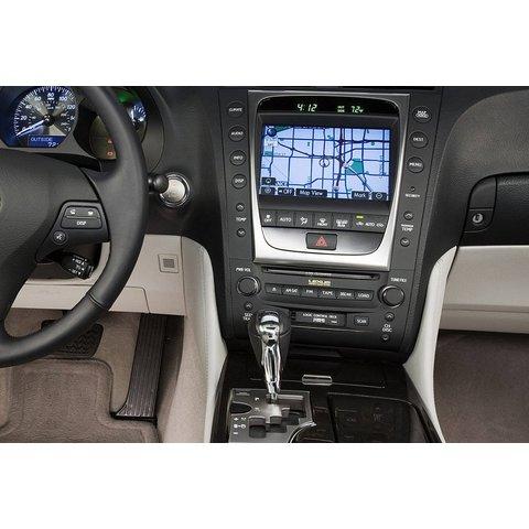 """Кабель для під'єднання навігаційного блока до Toyota/Lexus до 2010 р.в. (тип """"мама"""") Прев'ю 4"""