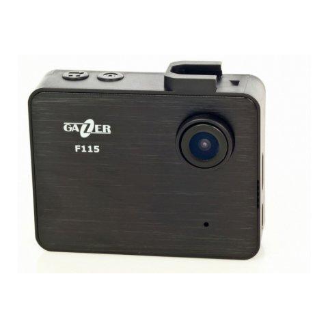 Автомобильный видеорегистратор c монитором Gazer F115 Превью 3