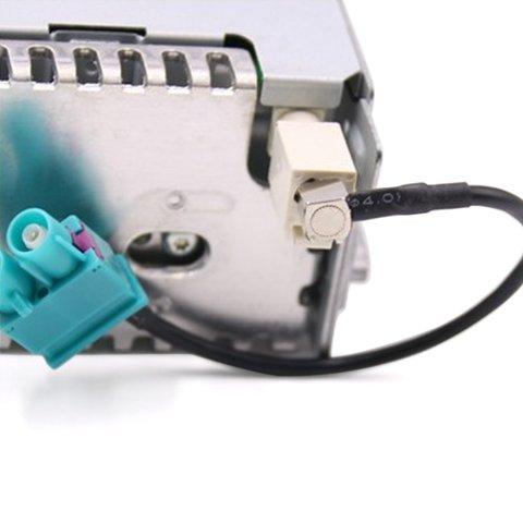 Перехідник для під'єднання FAKRA-радіоантени у Volkswagen RCN210, RCD330, RCD330G Прев'ю 3