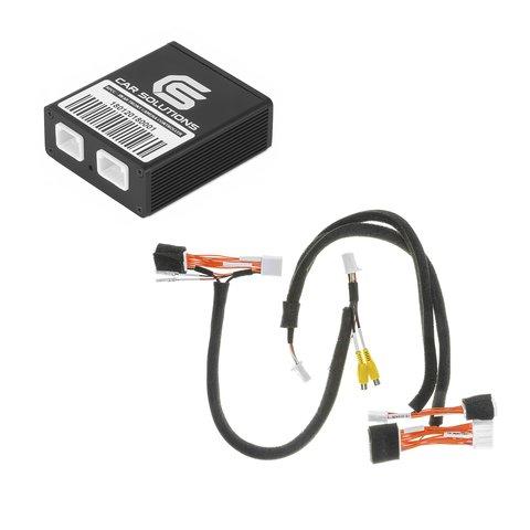 Система керування камерами RFCC TTG1 для Toyota Touch/Scion Bespoke Прев'ю 9