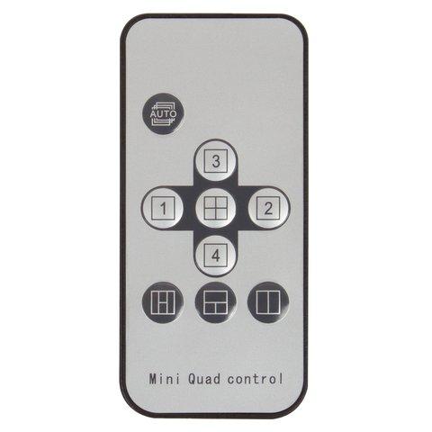 Divisor de señal de video de 4 canales a color para coche Vista previa  4