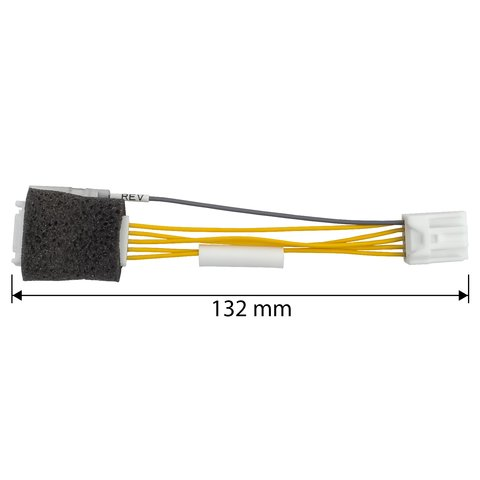 Rear View Camera Connection Cable for Toyota GEN5 / GEN6 Preview 4