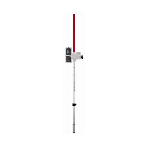 Нівелірна рейка Laserliner Flexi-Messlatte 2,4 m Прев'ю 1